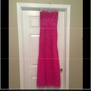 Scala bedazzled dress